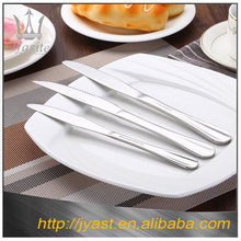 Chinese manufacturer mirror polish knives stainless steel dinnerware cutlery set