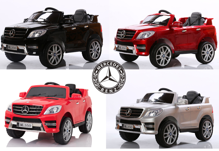Licensed Chinese Mini Electric Mercedes Plastic Car Toy Kids