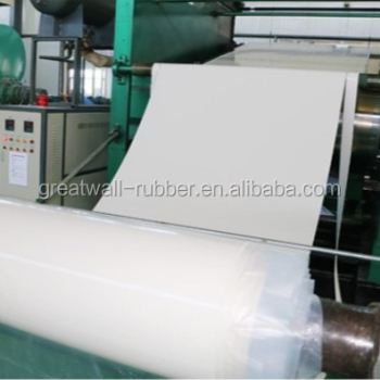 Superior FDA NBR White Rubber Sheet