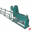 2015 NEW !!!Automatic steel wire straightening and cutting machine with factory low price