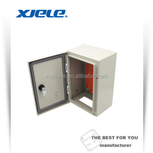 metal weatherproof enclosure/ip65 distribution pannel/electrical box wall/electrical distribution board