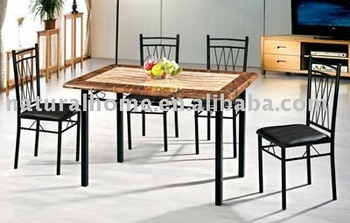 Wooden Dinner table (KTD81422)