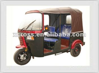 Strong power 200cc Passenger Tricycle, XT 200PA