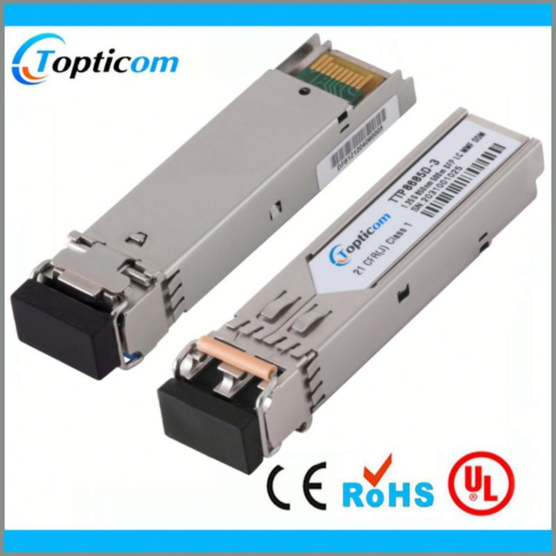 Fiber Optic Taper Finisar Ftrj1619P1Bcl 1.25G 1550Nm 100Km Optical Module