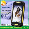 2015 Best Factory 4.5 inch 3g Robust Rugged Outdoor Smartphone with GPS SOS 3000 mAh Battery PTT Walkie Talkie Strong Signal