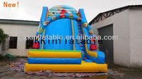 china gaint inflatable slide / dry slide new inflatable slide