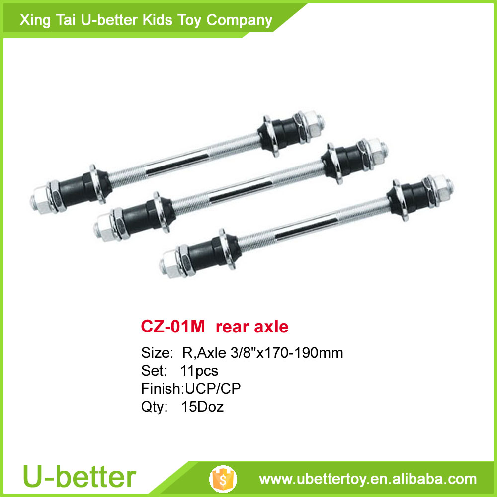 factory direct sale bicycle rear axle for with best price