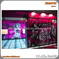 Exhibition Cardboard Floor Display
