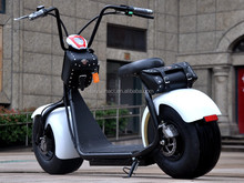 1000w60v citycoco/seev/woqu electric fat tire scooter/harley escooter/cheap e-scooter