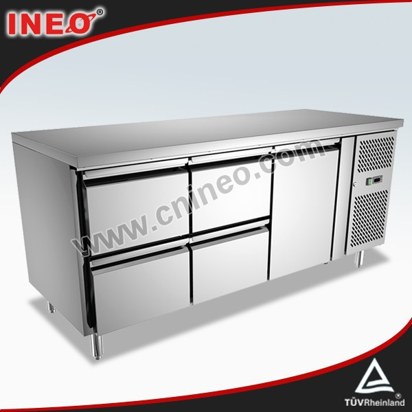 Commercial used chest freezer for sale/deep freezer with drawer/super freezer