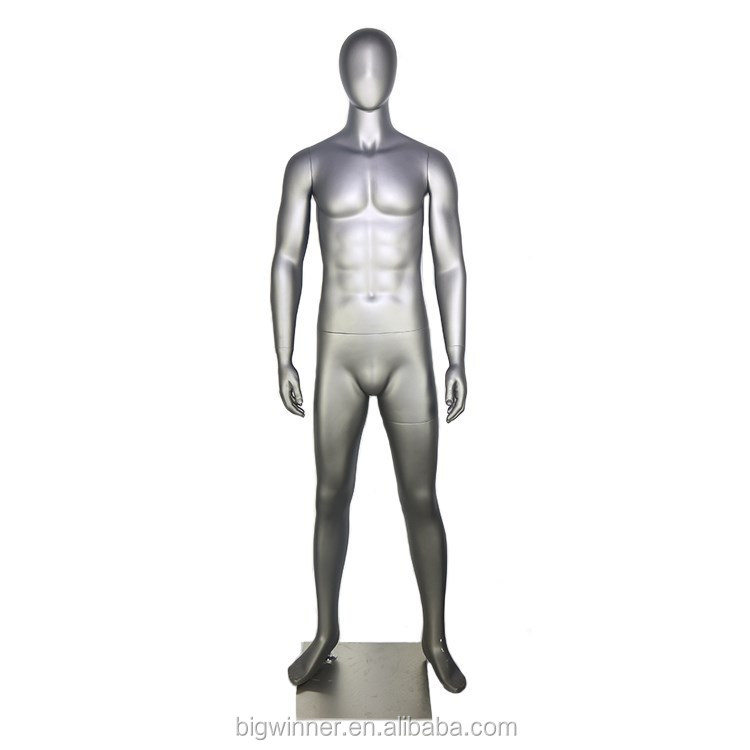 2015 new standing realistic male mannequin moving mannequin