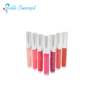 smooth applied waterproof moisturizing lip gloss