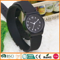Sports Ladies Watches Silicon Rubber Band Bsci Manufacturer Direct SYL149032