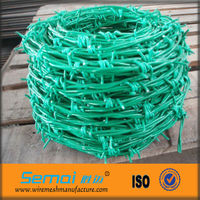 Stanless Steel Barbed Wire /Different Types of Barbed Wire