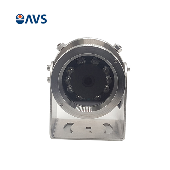 Professional Explosion proof 2MP IP Dome Camera 304 Stainless Steel