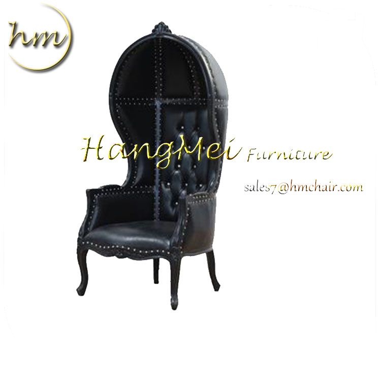 black king chair for wedding