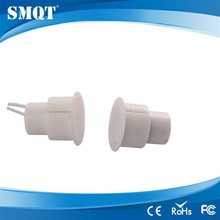 magnetic contact sensors/switch for wooden door and window