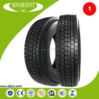 China 22.5 truck tires for sale