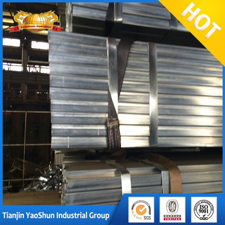 GI PRE GALVANIZED SQUARE HOLLOW SECTION hot tube8 japanes