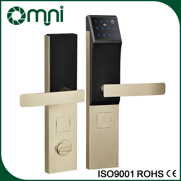Home Security System Smart Door Lock DL201 Electronic House Door Locks Best Digital Door Locks