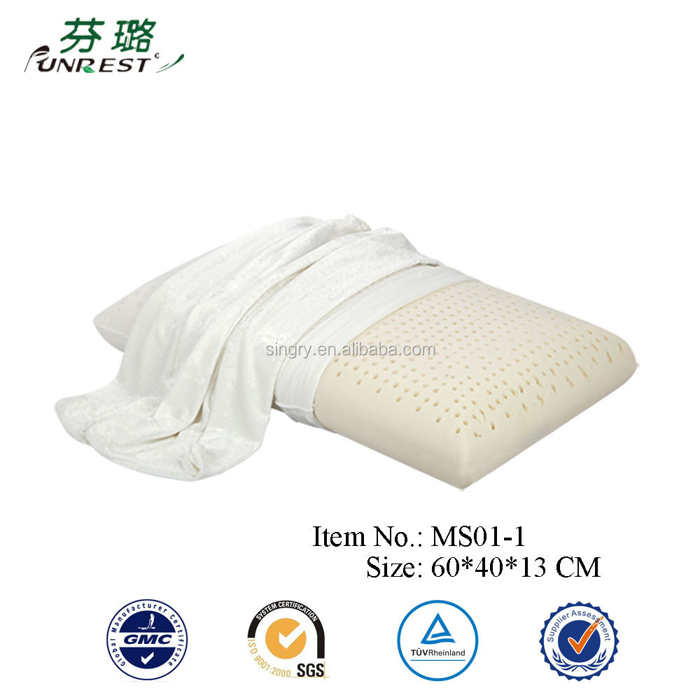 My latex pillow latex foam rubber pillow cheap wholesale for Buy pillows online cheap