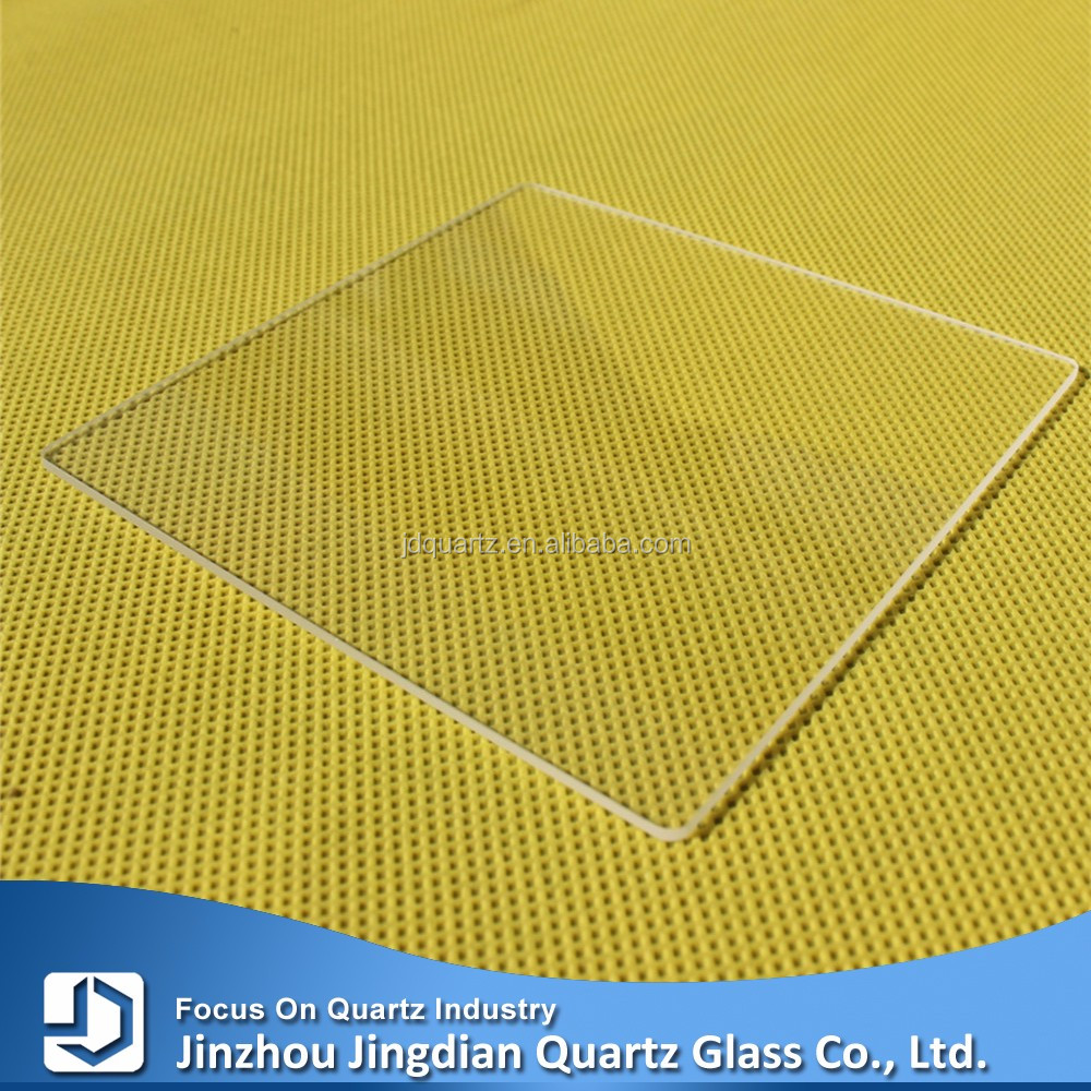 JD Heat Resistant High Quality Tempered Oven Door Glass