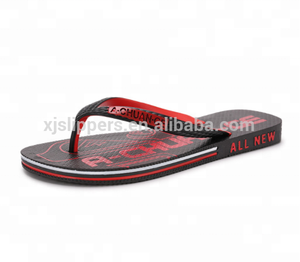 Custom Logo Wholesale Men Beach one Dollar Flip Flops Slipper Summer Season PVC Strap Man Beach Slipper Sandals