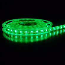 CE RHOS High lumens output 5050 SMD green color cuttable DC12V/24V 7.2W/M 36W/reel 30LED/M waterproof LED flexible strip lights