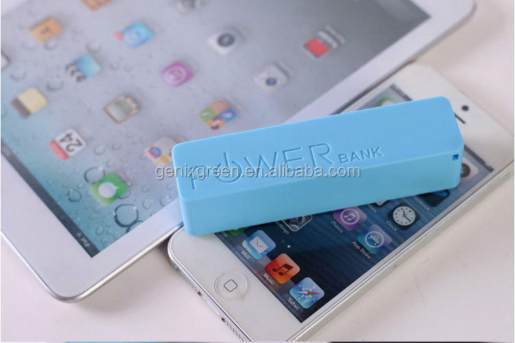 factory price 2600mah/3000mah portable power bank popular in amazon.com