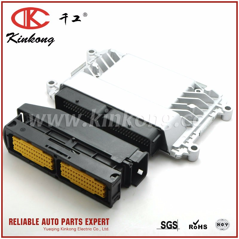 90P aluminum automotive ECU box