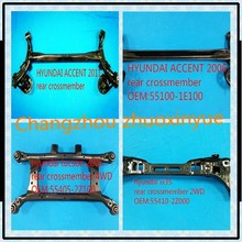 High quality rear crossmember for hyundai cars classic car parts