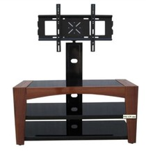 glass plasma tv stand whalen tv stand