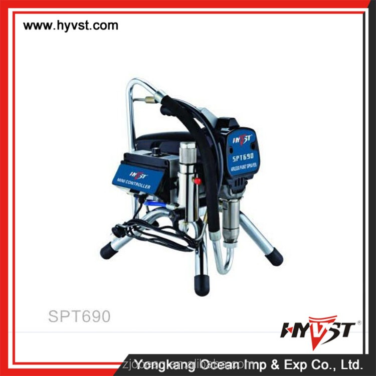 Quality-Assured Piston Pump Spray Gun For Rubber Paint Airless Paint Sprayer