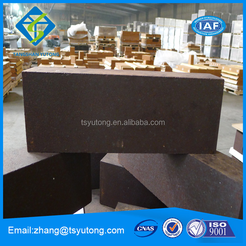 Refractory magnesia chrome bricks Metallurgical furnace