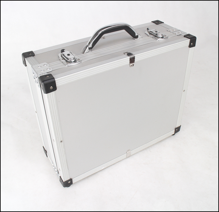 Customized available portable aluminum tool box
