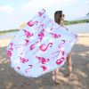 /product-detail/summer-factory-2018-hot-sale-hawaii-flamingo-round-beach-towel-wholesale-60673446262.html