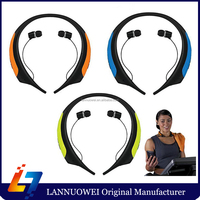 850 Wireless Bluetooth Headphone Sport neckband Stereo Earphone headset Strong Bass Clear Voice 850 For Apple Samsung