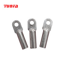 Aluminum or Copper Electrical Cable Lugs Terminal Lugs/Wire Terminal For Power Fittings