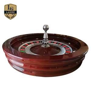 Royal Club Roulette Game Solid Wood American Style Roulette Wheel