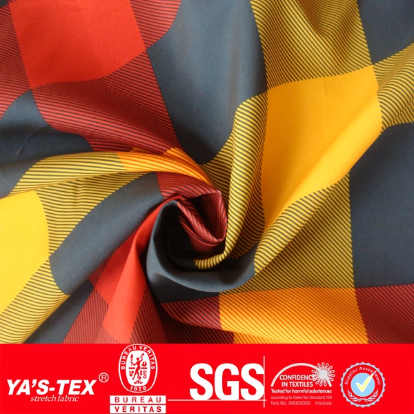 hot sale waterproof spandex fabric manufacturer for swimwear