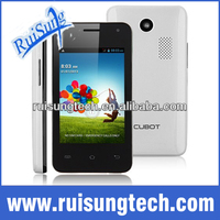 Cubot C7+ 3.5inch Android 2.3 MTK6572 Dual Core,256MB+512MB GSM Mobile Phone