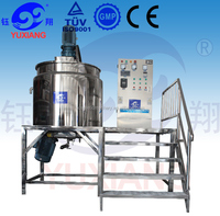 Paint mixing machine JBJ-1000L liquid mixer manufacturing industrial chemical mixer