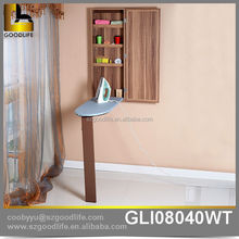 Furniture in stock wall mounted cabinet ironing board mirror