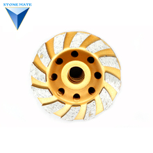 china supplier STONEMATE best quality Diamond cup wheel grinding disc for granite
