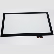 "15.6"" Touch Screen Glass+Digitizer Replacement +Bezel For Lenovo Edge 15 Series"
