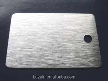 Endurable customized alloy aluminum plates at good price