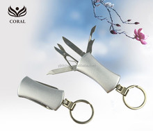 Stainless Steel Small Keychain Knife