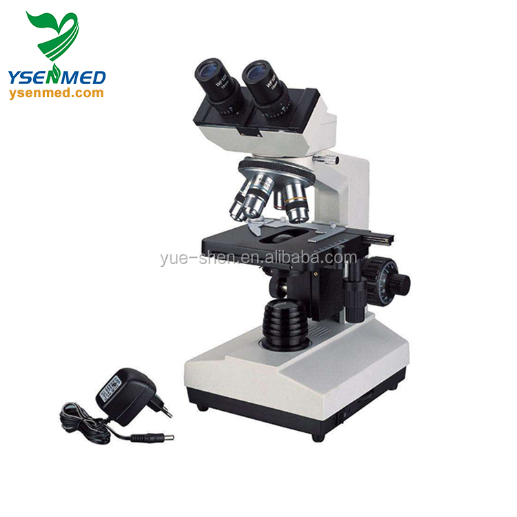 YSXWJ107BN Cheapest laboratory equipment Binocular Microscope for best sale