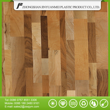 Deep Embossed Commercial Luxury Vinyl Planks Tile /pvc Plastic Floor Covering