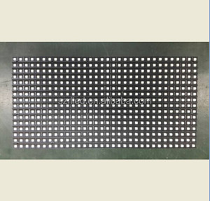 Special offer p10 smd3535 1/2S rgb led module electronic billboard made in china